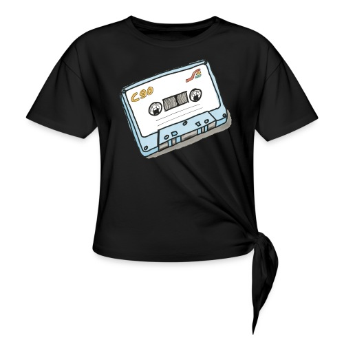 Cassette - Knotenshirt