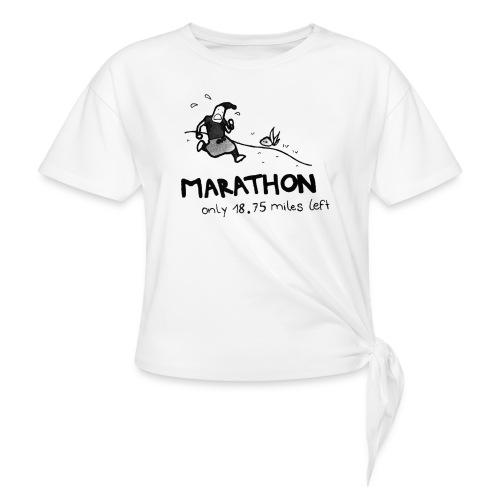 marathon-png - Koszulka z wiązaniem