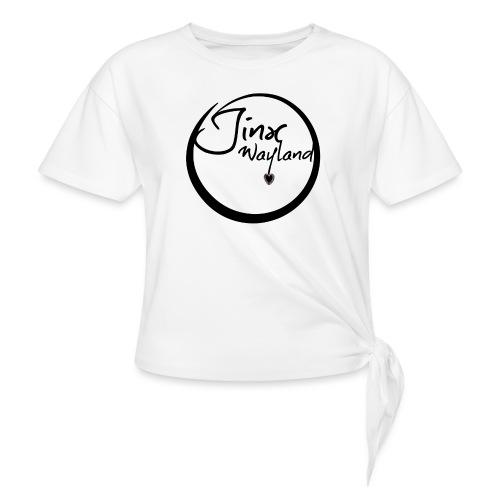 Jinx Wayland Circle - Knotted T-Shirt