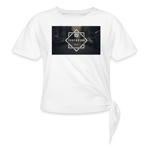 Youth King logo - Knotted T-Shirt