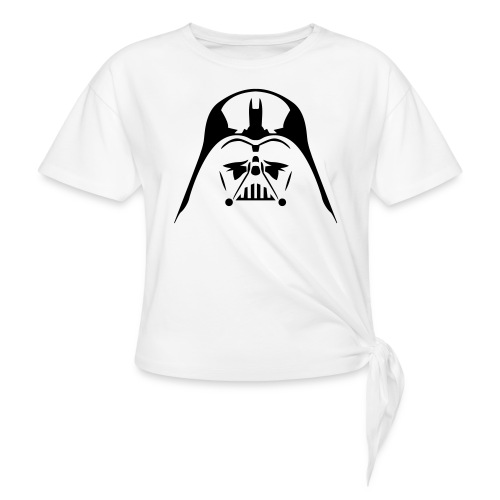 Dark-vador - T-shirt à nœud