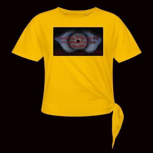 Lakeside PD, Du taler med DD! - Knot-shirt