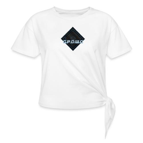 GPDWC - Dame knot-shirt