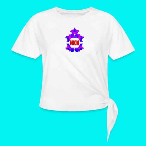 THE OFFICIAL NEUKADNEZZAR T-SHIRT - Knotted T-Shirt