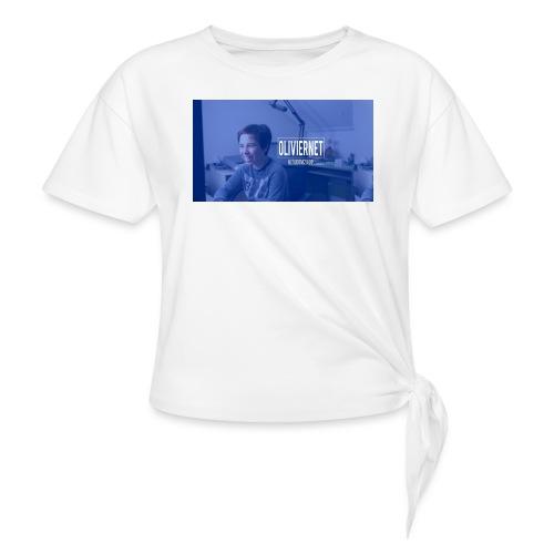 banner 3 jpg - Vrouwen Geknoopt shirt