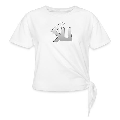 Plain SU logo - Knotted T-Shirt