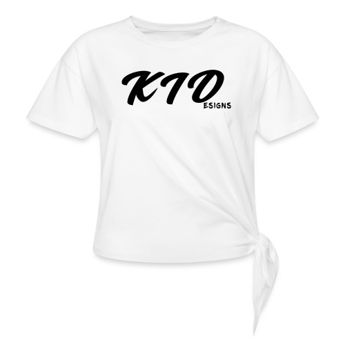KIDesigns - Knotted T-Shirt