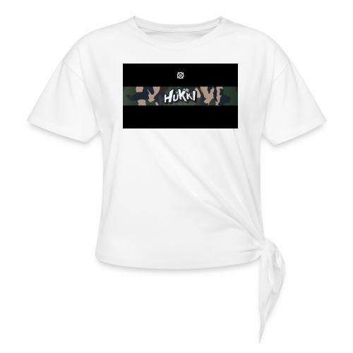 HuKKi - Frauen Knotenshirt
