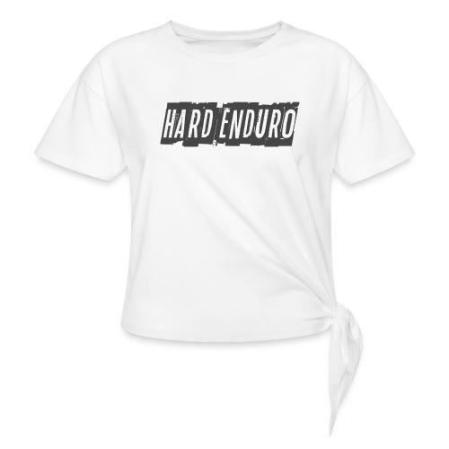 Hard Enduro - Women's Knotted T-Shirt