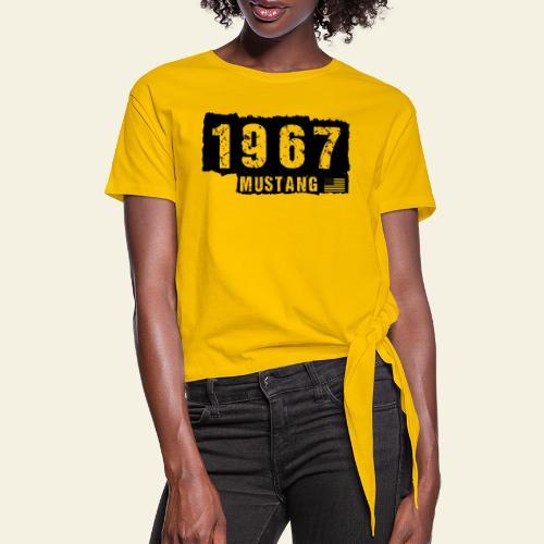 1967 - Dame knot-shirt
