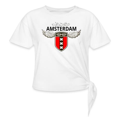 Amsterdam Netherlands - Knotenshirt