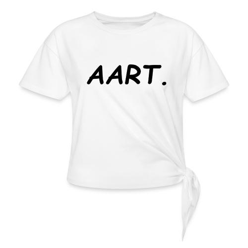 Aart - Geknoopt shirt