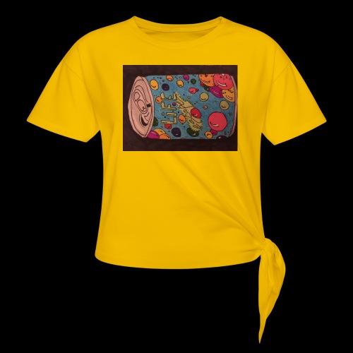 7AABC614 53CA 4156 B765 D9FBF5B8E496 - Dame knot-shirt