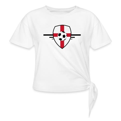 England football - T-shirt à nœud