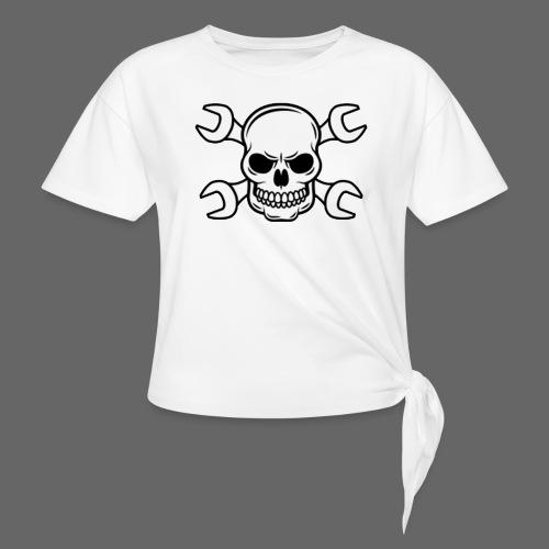 MEKKER SKULL - Knot-shirt