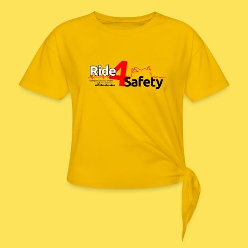 Ride 4 Safety - Maglietta annodata
