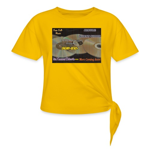 Enemy_Vevo_Picture - Knotted T-Shirt