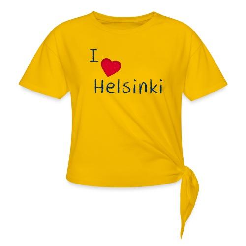 I Love Helsinki - Naisten solmupaita