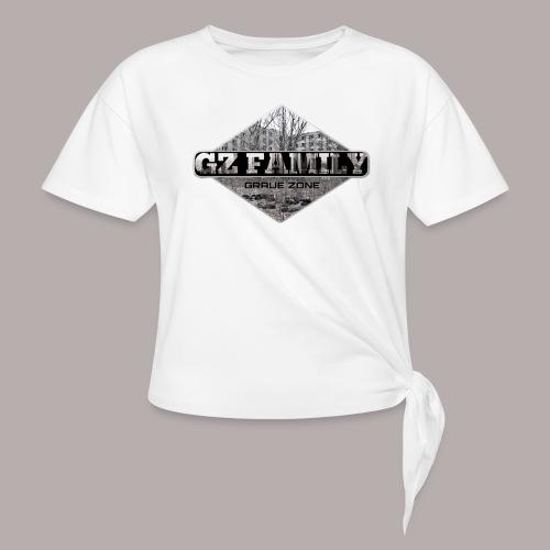 GZ FAMILY - Knotenshirt
