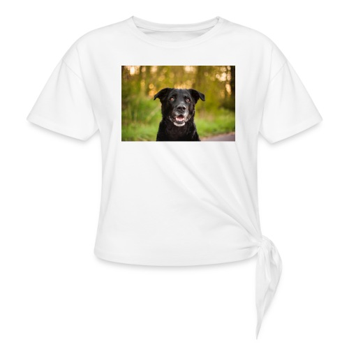 leikbaer - Knotted T-Shirt