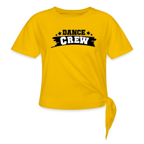 Tshit_Dance_Crew by Lattapon - Knot-shirt
