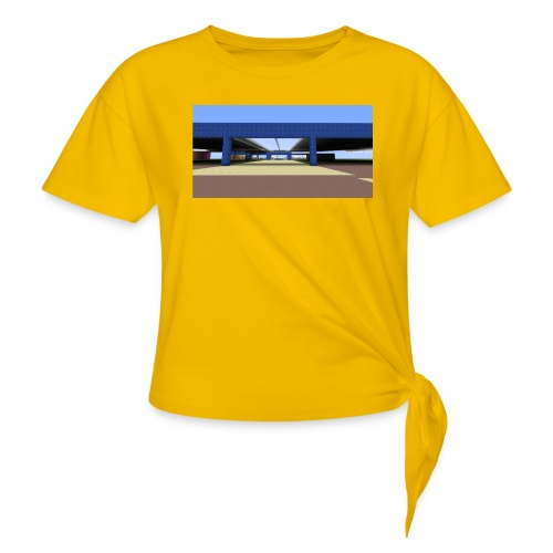 2017 04 05 19 06 09 - T-shirt à nœud Femme
