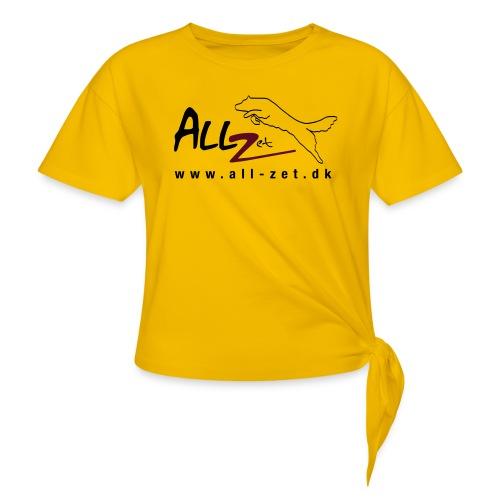 All Zet Logo - Knot-shirt