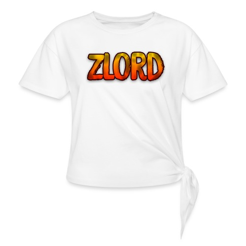 YouTuber: zLord - Maglietta annodata da donna