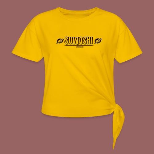 Suwoshi Streetwear - Vrouwen Geknoopt shirt