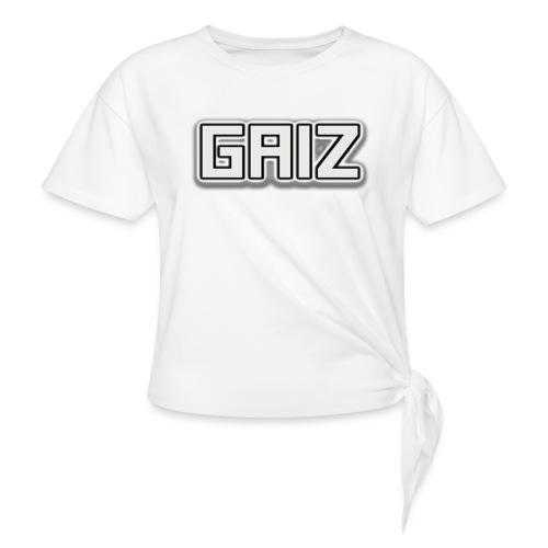 Gaiz maglie-senza colore - Maglietta annodata