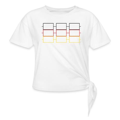 FAIRstand 20.1 - Frauen Knotenshirt