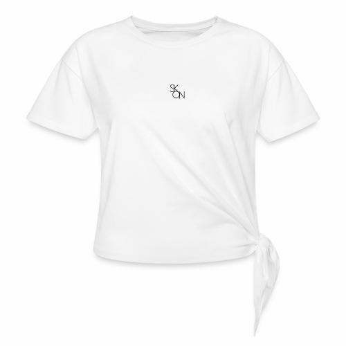 skon - Vrouwen Geknoopt shirt