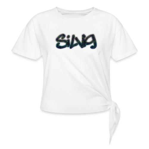 SilViG logo limited - Dame knot-shirt