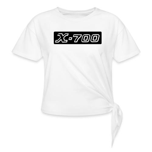 Minolta X-700 - Maglietta annodata da donna