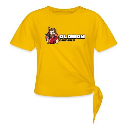 Oldboy Gamers Fanshirt - Knute-T-skjorte for kvinner