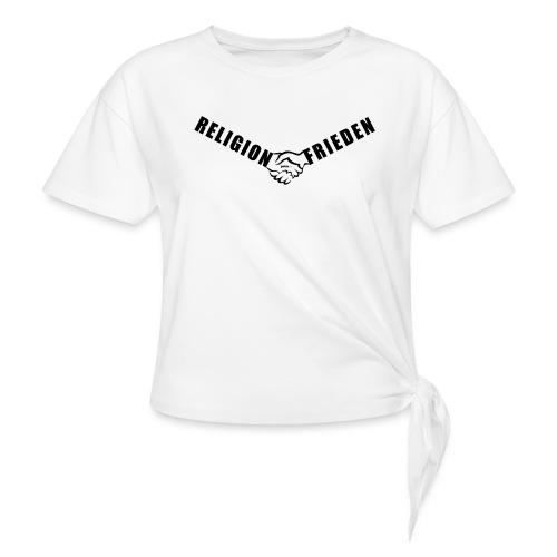 46_Handschlag_01 - Knotenshirt