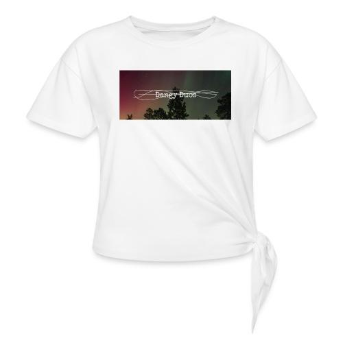 dangy_tru - Geknoopt shirt