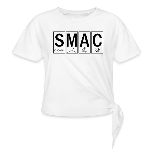 SMAC3_large - Knotted T-Shirt
