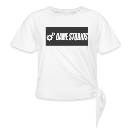 game studio logo - Knotted T-Shirt