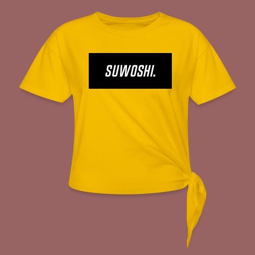 Suwoshi Sport - Vrouwen Geknoopt shirt