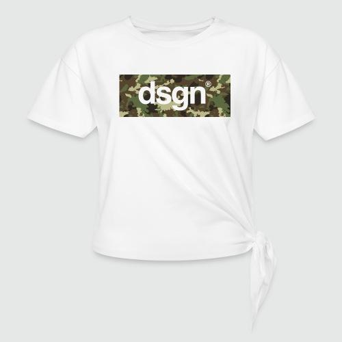 DSGN_03 - Geknoopt shirt