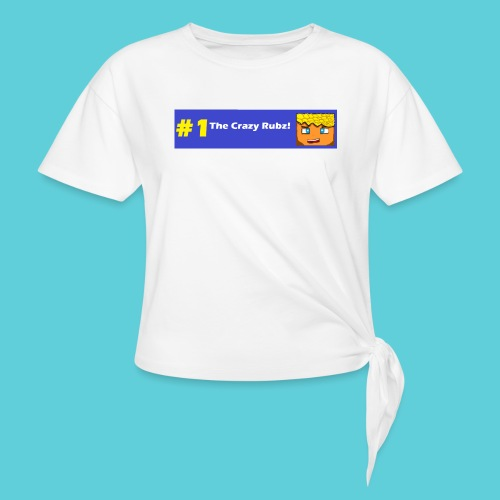 #1 The Crazy Rubz! - Knotted T-Shirt
