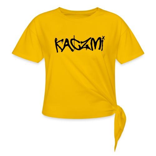 kaczmi - Koszulka z wiązaniem