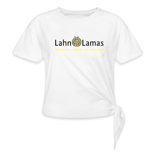 Lahn Lamas - Knotenshirt