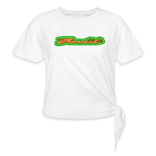 bandit shirt 2 - T-shirt à nœud