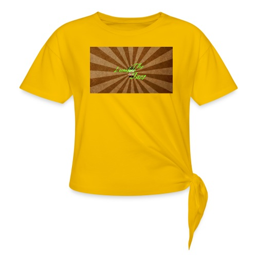 THELUMBERJACKS - Knotted T-Shirt