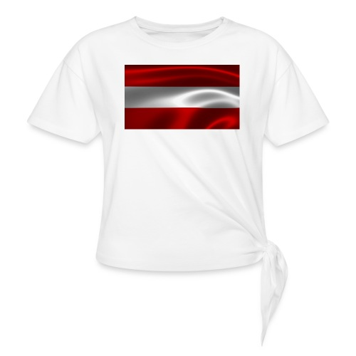 Austria I Love Austria - Knotenshirt