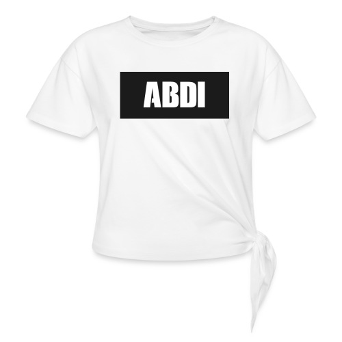 Abdi - Women's Knotted T-Shirt