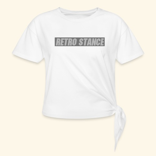 Retro Stance - Knotted T-Shirt