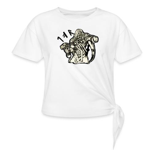 Tor och hammaren - T-shirt med knut dam